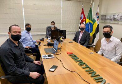 AGEM se reúne com a Presidente do CDRMS, Simone Marquetto
