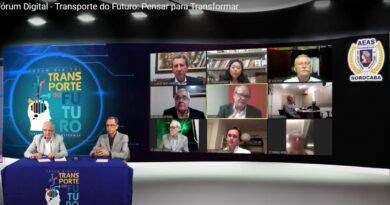 Fórum Digital sobre Transporte do Futuro com AEAS