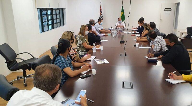 Barjas Negri assume a pasta da Subsecretaria Estadual de Assuntos Metropolitanos